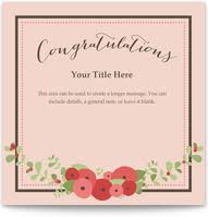 wedding wishes card template congratulations ecards pingg