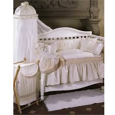 White Nursery Bedding Sets Sand Scroll Crib Bedding Set Rosenberryroomscom Baby Nursery