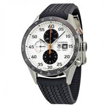 tag heuer carrera tag heuer carrera 43mm men u0027s watch car2a12 ft6033 interwatches com
