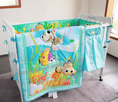 Sea Turtle Bed Sheets Ocean Crib Set Baby Crib Design Inspiration