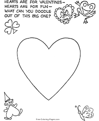 valentine u0027s day coloring pages valentine bows