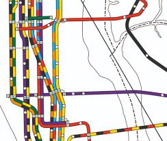 Midtown Manhattan Map Midtown Blogger Manhattan Valley Follies Wired Finding The Lost