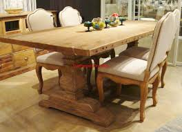 dining tables distressed dining room table large round dining