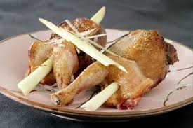 comment cuisiner des pigeons recette de pigeon en crapaudine brochette de citronnelle facile et