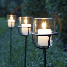 8 best garden stakes images on garden candles garden