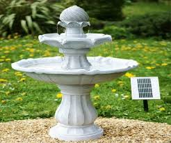 fontane per giardini le fontane solari da giardino caratteristiche di alcuni modelli