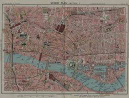 North End Boston Map by Free Maps Of London And England
