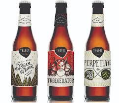 new beer label designs imbibe magazine