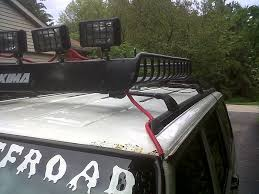 jeep wj roof lights wiring roof lights jeep cherokee forum