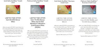 delta gold business card increased sign up bonuses for amex delta credit cards danny the