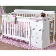 Sorelle Tuscany 4 In 1 Convertible Crib And Changer Combo Sorelle Tuscany 4 In 1 Convertible Crib And Changer