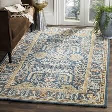 10x14 Wool Area Rugs Safavieh Antiquity Traditional Handmade Blue Multi Wool Rug