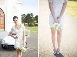 simple wedding dresses for eloping an elopement at a white chapel