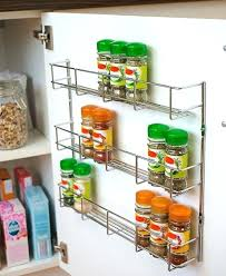 kitchen cabinet door organizers closetmaid door storage rack door rack medium size of kitchen