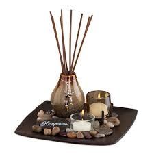 San Miguel Home Decor by Miguel Somerset 9 Piece Reed Diffuser Set