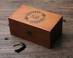 box personalized engraved box etsy