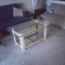 fish tank coffee table diy my 40 gallon breeder coffee table tank work in progress aquariums