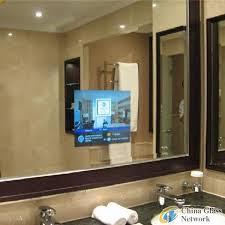 mirror bathroom tv tv magic mirror bathroom tv mirror eb glass tv background glass