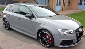 nardo grey rs3 rs3 8v orders list page 41 audi sport net
