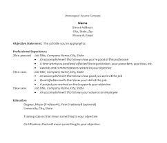 Whats A Resume What Is A Resume Supposed To Look Like 28 Images What Is A