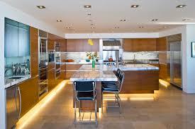 Under Cabinet Lighting Kitchen by Sparkling Led Under Cabinet Lighting For Unique Design Designoursign