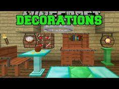 Minecraft Decoration Mod Minecraft Better Houses Secret Rooms Animated Door Block Mixer