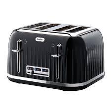 Black Kettle Toaster Set Breville Impressions Collection Kettle U0026 Toaster Set Black