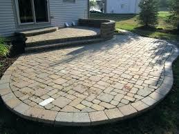 patio paver designs beautiful small patio ideas paving ideas for