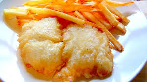 light batter for fish fish chips crispy batter with fizzy water how to make recipe youtube