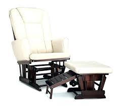 nursery chair and ottoman gray nursery chair cool rocker glider with ottoman rocking chair