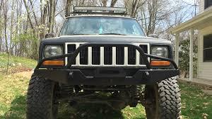 jeep prerunner jeep xj winch bumper nostalgia prerunner 84 01 ares