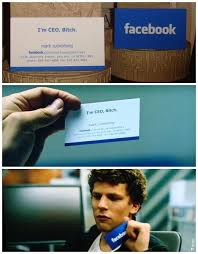 Social Network Business Card Guest Post The 6 Greatest Scenes In Movies Featuring Business