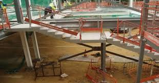 high quality precast stairs and concrete steps