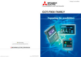 f900 mitsubishi electric automation pdf catalogue technical