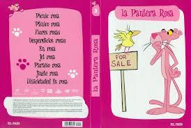 the pink panther show carátula caratula de la pantera rosa volumen 3 the pink panther show