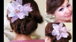 Easy Country Hairstyles by Hair Tutorial Cute And Simple Braid Inspired Hairstyle Video