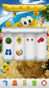 go launcher themes spongebob spongebob 3d wow dodol theme apk download free personalization app