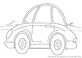 car coloring vitlt