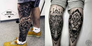 mytattooland com leg tattoos for men