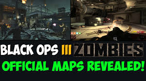 Call Of Duty Black Ops Zombie Maps Call Of Duty Black Ops 3 Leaked Multiplayer Maps List And List