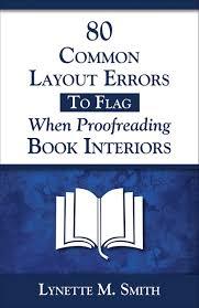 Flag Book Layout Proofreading Handbook