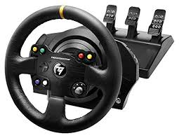 xbox one racing wheel thrustmaster vg tx racing wheel leather edition premium official