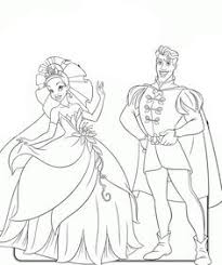 princess frog coloring pages disney coloring pages