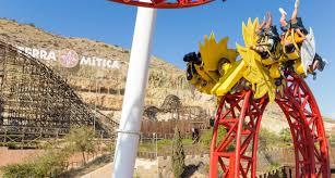 Les Meilleurs Parcs Les Meilleurs Parcs D Attraction De La Région D Alicante Les