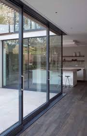 Glass Bifold Doors Exterior Kitchen Ideas Bifold Doors With Glass