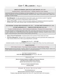excellent idea winning resume 2 resume samples for all professions