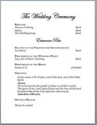 wedding program outline template wedding programs wedding programs wedding and programming