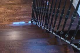 Laying Laminate Flooring On Stairs Hardwood Floors Installation U0026 Restoration La Floor