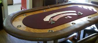 Octagon Poker Table Plans Justin U0027s Poker Table Topper 19 Steps With Pictures