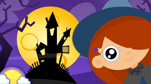 five little witches halloween nursery rhymes for children